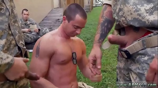 Military, Gay military, Gay blowjob