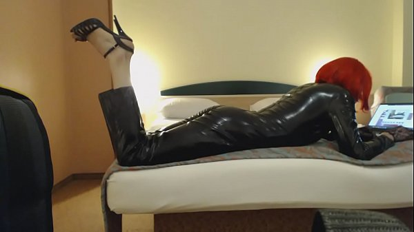 Crossdresser, Latex, Crossdress