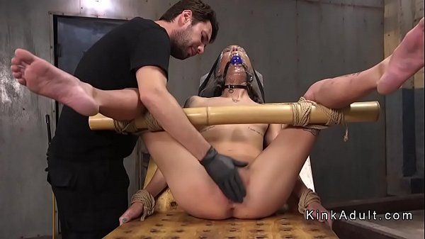 Caning, Caned, Anal slave