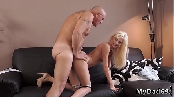 Old and young, Young creampie