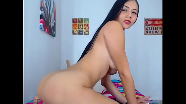 Young girl, Nude show