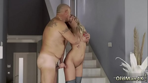 Old and young, Home, Small penis, Home anal