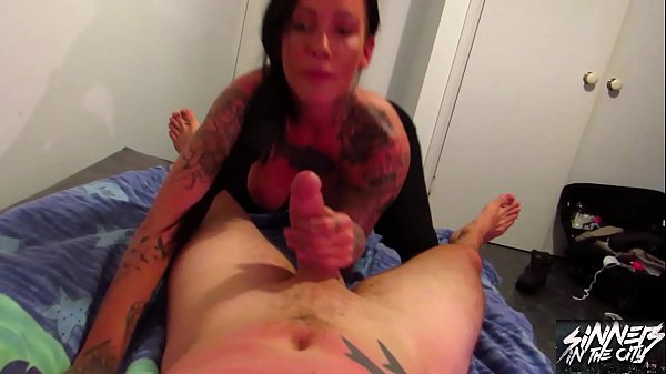 Mom and, Cum swallow