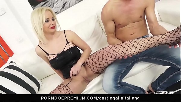 Casting, Italian, Italian anal, Anal casting, Casting anal, Amateur anal
