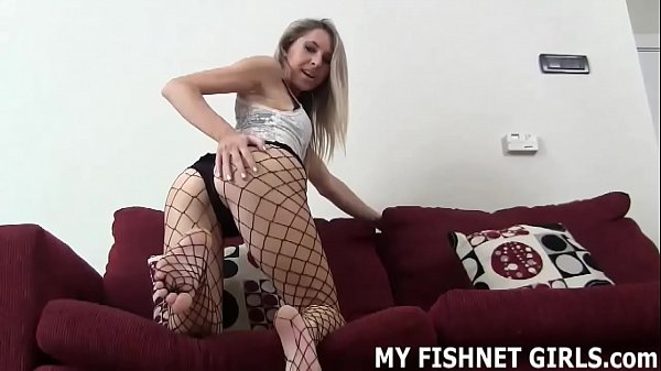 Fishnet, Hand, Rubbing