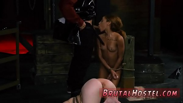 Young girl, Young anal