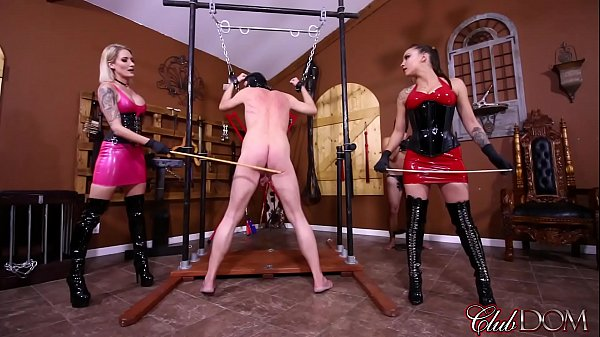 Exercise, Caning, Scissoring, Caned