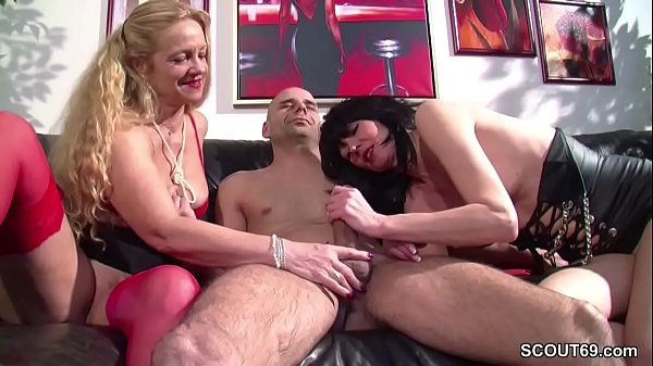 German, Milf seduces, Milf seduce