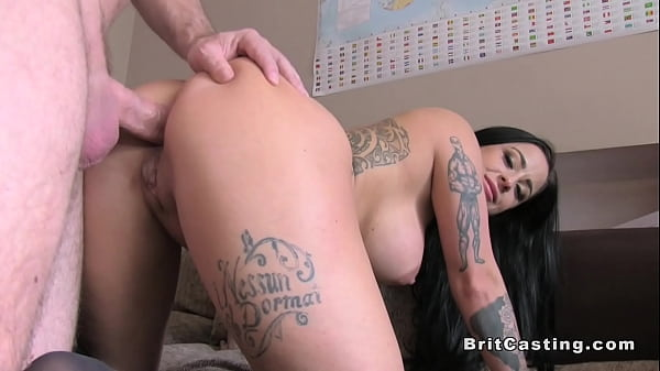 Agent, Busty anal