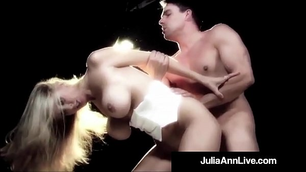 Julia, Julia ann, Stage, On stage, G queen