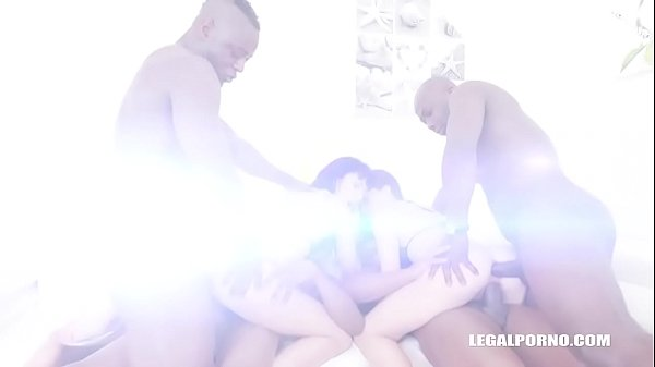 Double, Double anal, Anal gape, Dolls