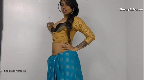 Indian aunty, Roleplay