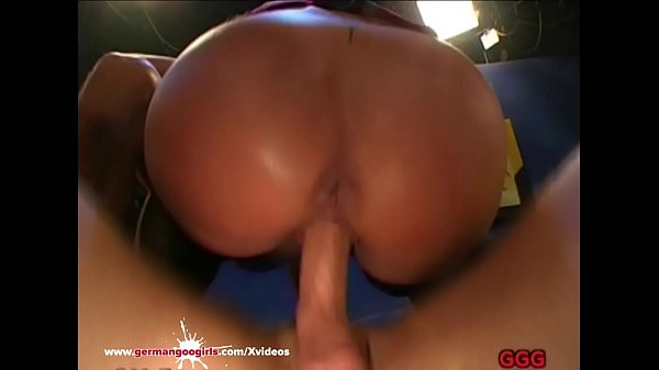Big cum, German girl