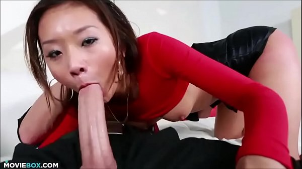 Full, Asian blowjob