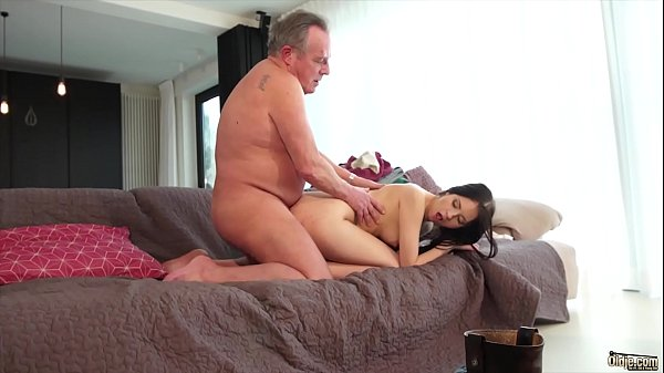 Old and young, Young and old, Pussy cum, Old pussy, Cum swallowing, Cum in pussy